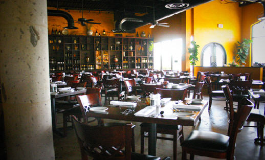 Dining Hall at Cafesitos in Katy, Texas | Restaurant Wine Bar Grill