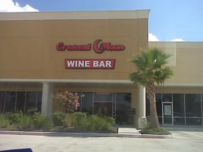 Crescent Moon Wine Bar (Exterior) in Spring, Texas